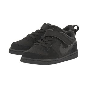 Nike – Nike Court Borough Low (TDV) 870029-001 – 00336