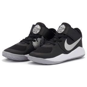 Nike – Nike Team Hustle D 9 (Ps) AQ4225-001 – μαυρο