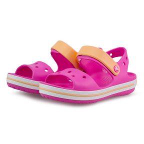 Crocs – Crocs Crocband Sandal Kids 12856-6QZ – φουξια