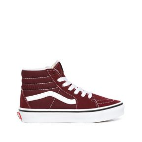 Vans – Vans Kids UY SK8-Hi Trainers in Leather 350209872 – 9183
