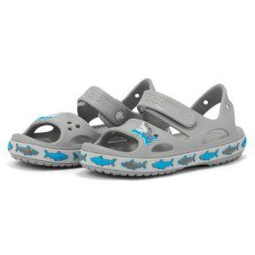 Crocs – Crocs FL Shark Band Sandal B 206365-007 – 01031