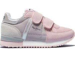 PEPEJEANS ΠΑΙΔΙΚΑ SNEAKERS PGS30516 PINK