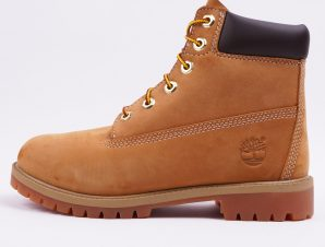 Timberland Kids 6-Inch Premium Waterproof Boots (1080031137_007)